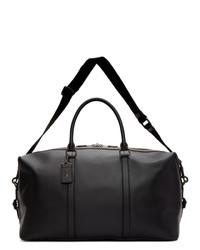 Fourre-tout en cuir noir Coach 1941