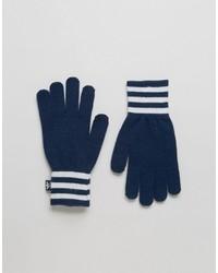 Gants bleu marine adidas