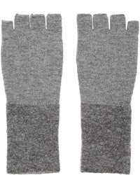 Gants en laine gris Rag & Bone
