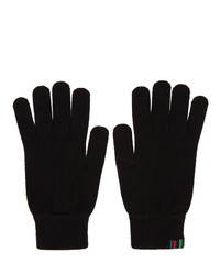 Gants en laine noirs Ps By Paul Smith