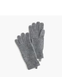 Gants gris