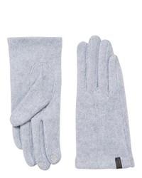 Gants gris Esprit