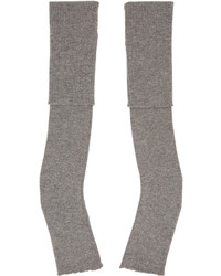 Gants gris Stella McCartney