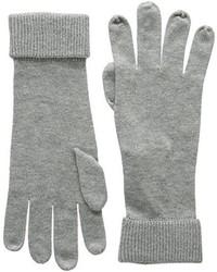 Gants gris Tommy Hilfiger