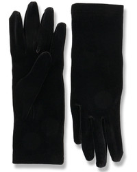 Gants noirs Balenciaga