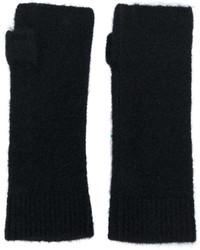 Gants noirs Isabel Marant