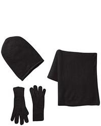 Gants noirs Pieces