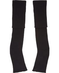 Gants noirs Stella McCartney