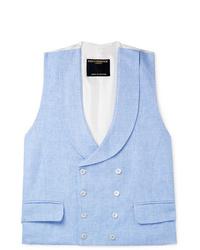 Gilet bleu clair Favourbrook