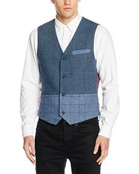 Gilet bleu Joe Browns