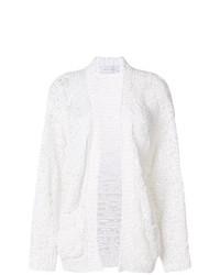 Gilet en tricot blanc IRO