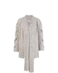 Gilet en tricot gris See by Chloe