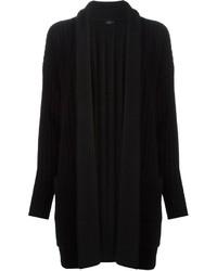 Gilet en tricot noir