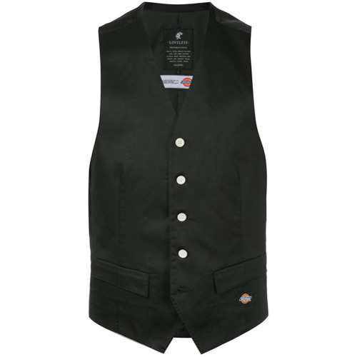Gilet noir Loveless