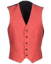Gilet rouge