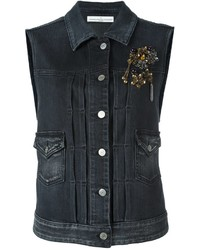 Gilet sans manches en denim original 4083378