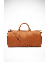 Grand sac brun clair