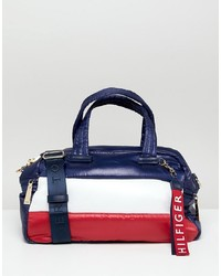 Grand sac en cuir multicolore Tommy Hilfiger