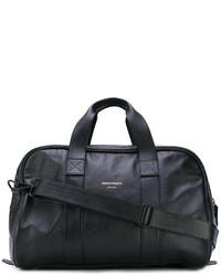 Grand sac en cuir noir Common Projects