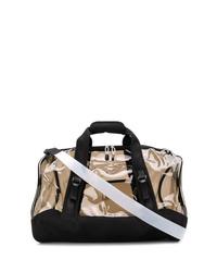 Grand sac en cuir noir Nana-Nana