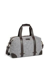 Grand sac en toile gris
