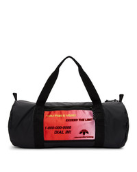 Grand sac en toile noir Adidas Originals By Alexander Wang