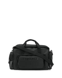 Grand sac en toile noir DSQUARED2