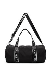 Grand sac en toile noir Givenchy