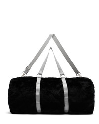 Grand sac en toile noir Landlord