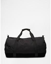 Grand sac en toile noir Mi-pac