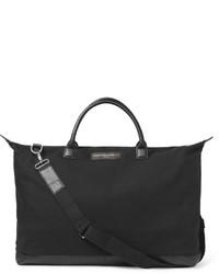Grand sac en toile noir WANT Les Essentiels