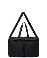 Grand sac en toile noir Y-3