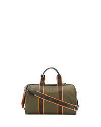 Grand sac en toile olive Dolce & Gabbana