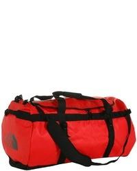 Grand sac en toile rouge