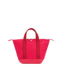 Grand sac rouge Cabas