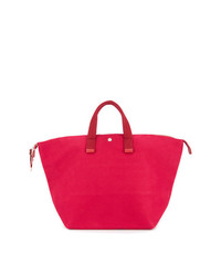 Grand sac rouge Cabas