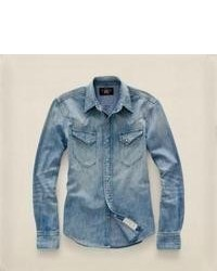 Hauts de vêtements bleus