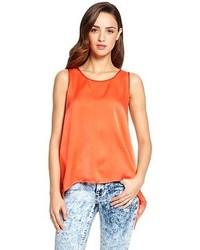 6432b4b6d0560 Comment porter des hauts de vêtements en soie orange (17 tenues ...