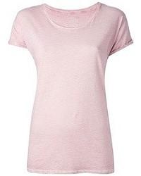Hauts de vêtements roses