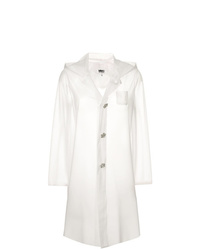 Imperméable blanc MM6 MAISON MARGIELA
