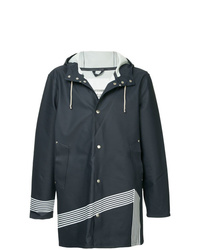Imperméable bleu marine Band Of Outsiders