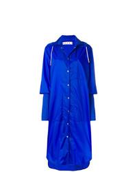 Imperméable bleu Marni