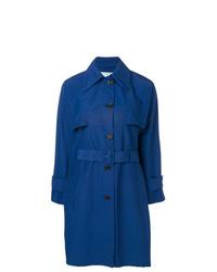 Imperméable bleu Prada