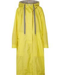 Imperméable jaune Marc Jacobs