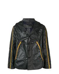 Imperméable noir Mackintosh 0004