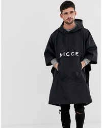 Imperméable noir Nicce London