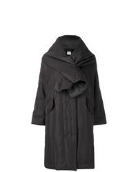 Imperméable noir Pleats Please By Issey Miyake
