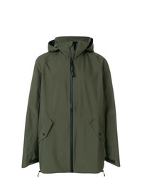 Imperméable olive Canada Goose
