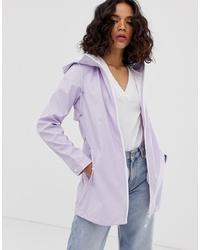 Imperméable violet clair Only