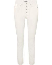 Jean blanc Balenciaga